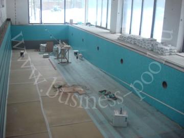 Фото: «Бассейн под ключ» - строительство бетонного бассейна с нуля и до полной готовности