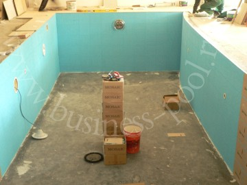 Фото: «Бассейн под ключ» - все стадии строительства бассейна