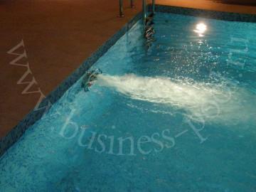 Фото: Пуско-наладка оборудования бассейна