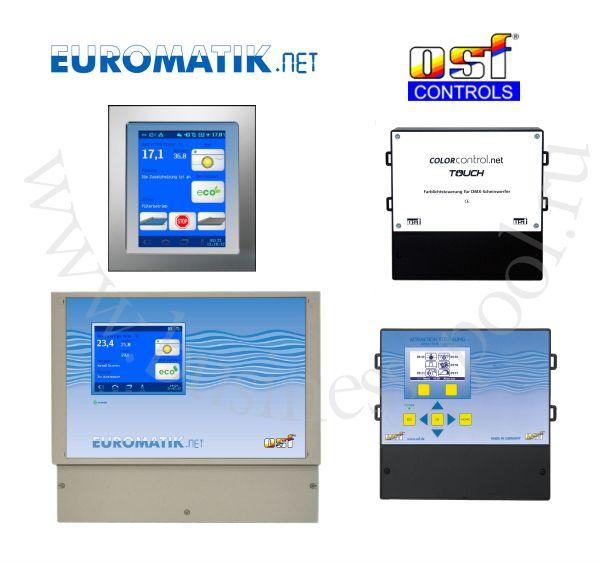 Система управления бассейном  EUROMATIK . net (Евроматик нет)