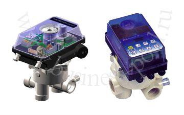 Фото: Автоматический вентиль обратной промывки