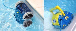 Фото: Роботизированный пылесос для бассейнов