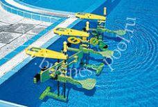 Фото: Водная мельница и велосипед UNIFIT