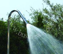 Фото: Водопадная пушка - конусная насадка
