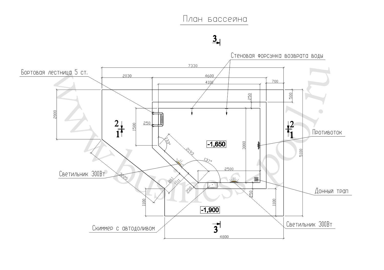 Планировка проекта тз-0008-с