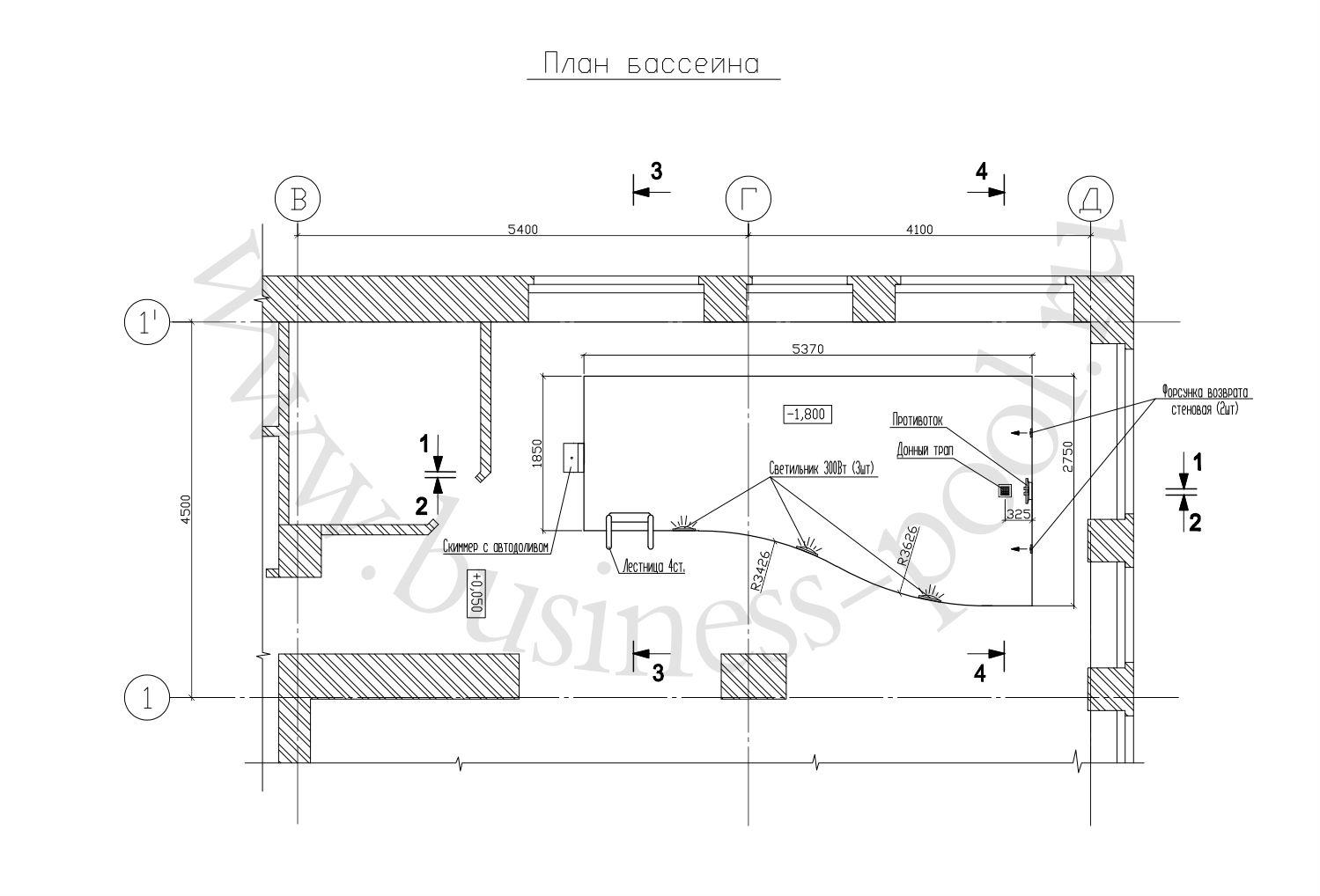 Планировка проекта тз-0013-с