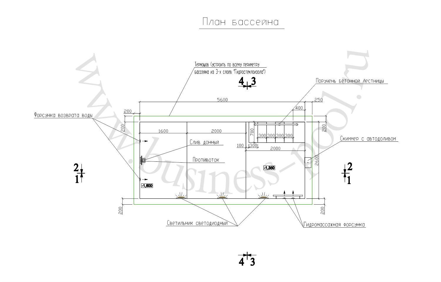 Планировка проекта тз-0014-с