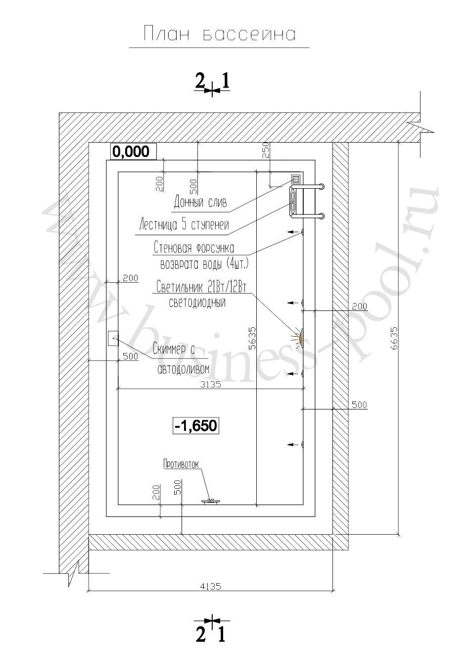 Планировка проекта тз-0015-с