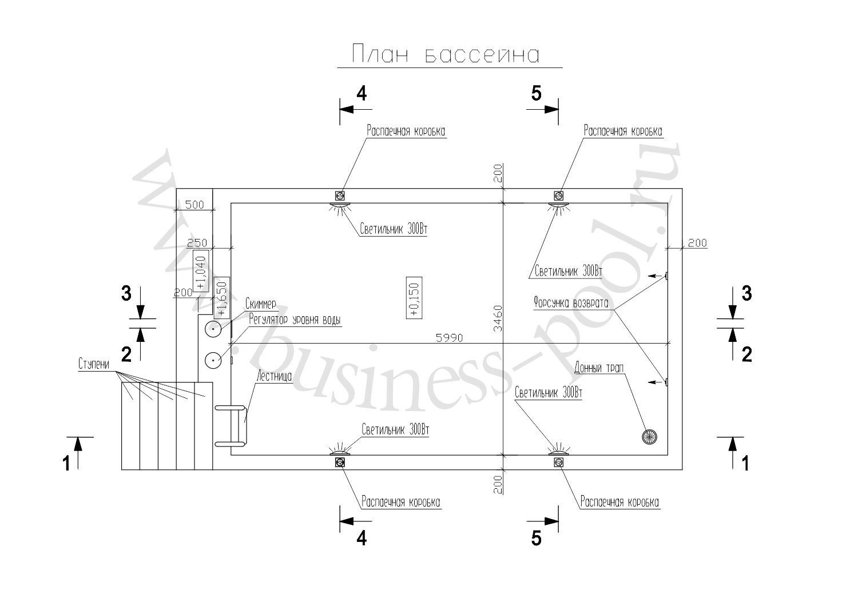Планировка проекта тз-0016-с