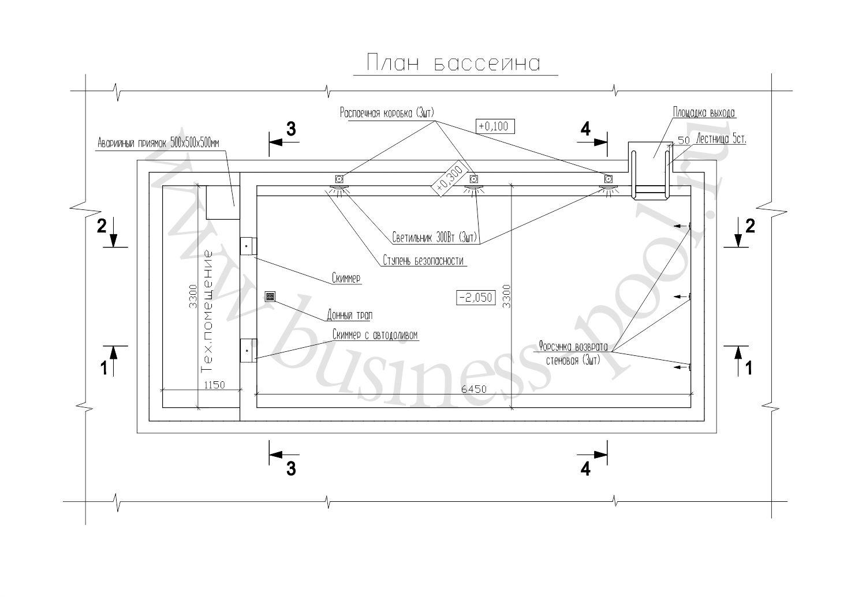 Планировка проекта тз-0018-с