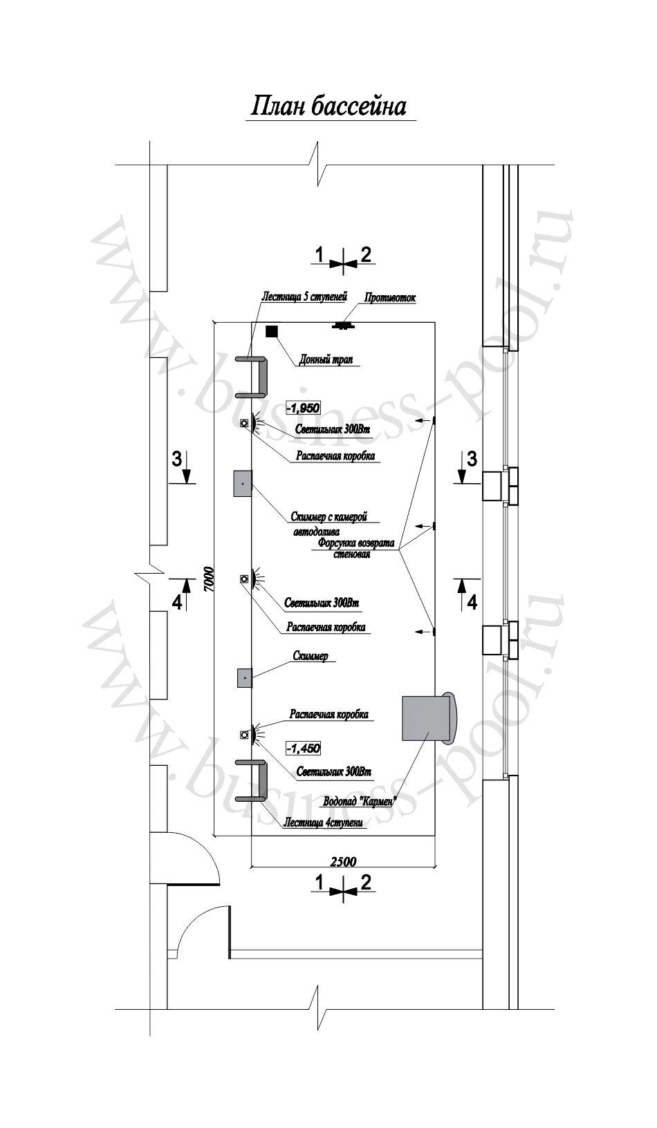 Планировка проекта тз-0020-с