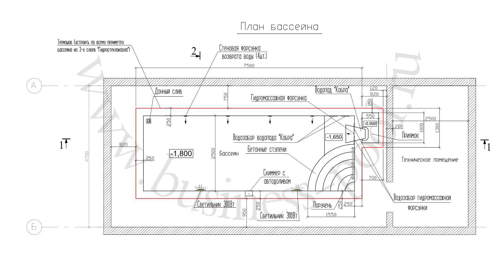 Планировка проекта тз-0021-с