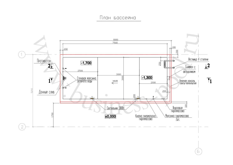 Планировка проекта тз-0025-с