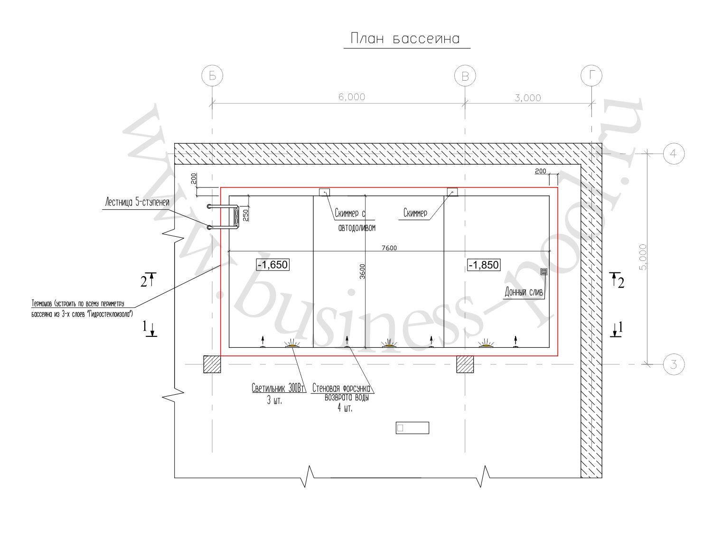 Планировка проекта тз-0027-с
