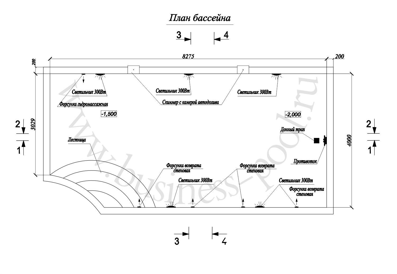 Планировка проекта тз-0030-с