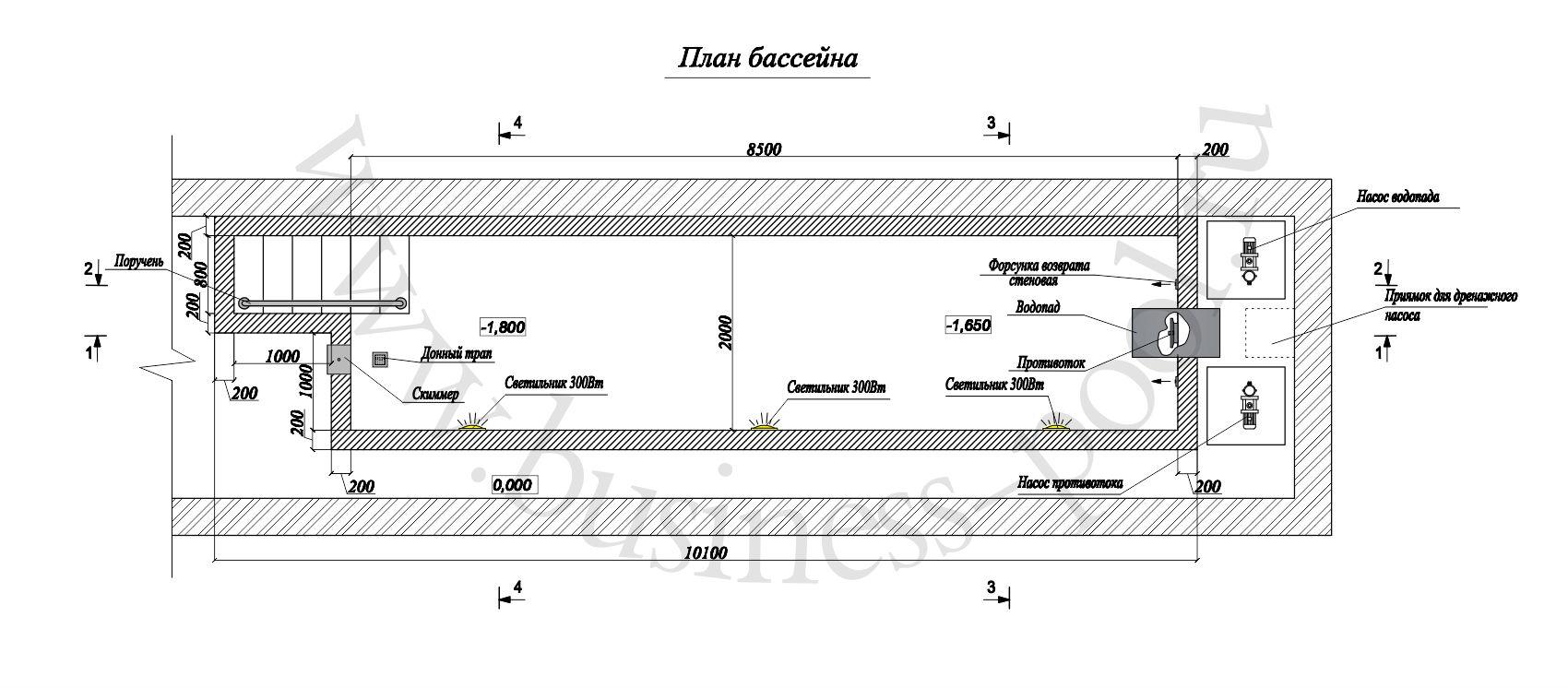 Планировка проекта тз-0031-с