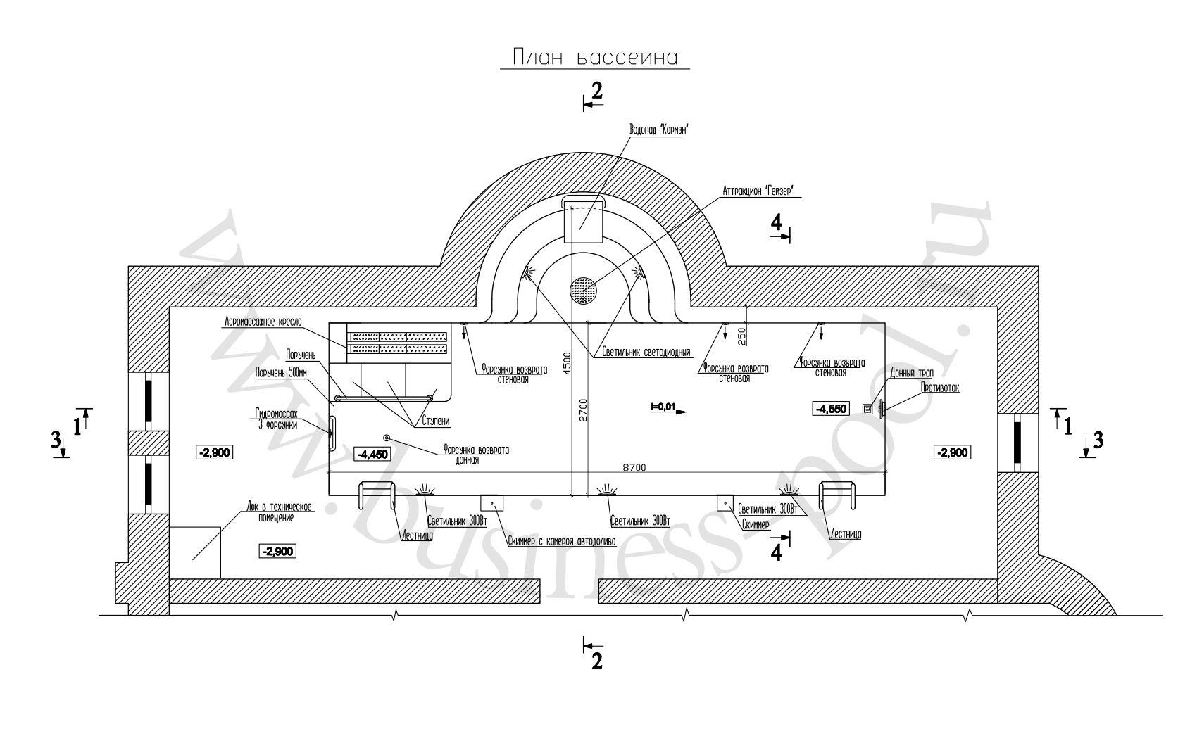 Планировка проекта тз-0032-с