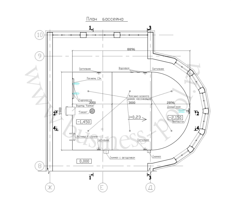 Планировка проекта тз-0034-с