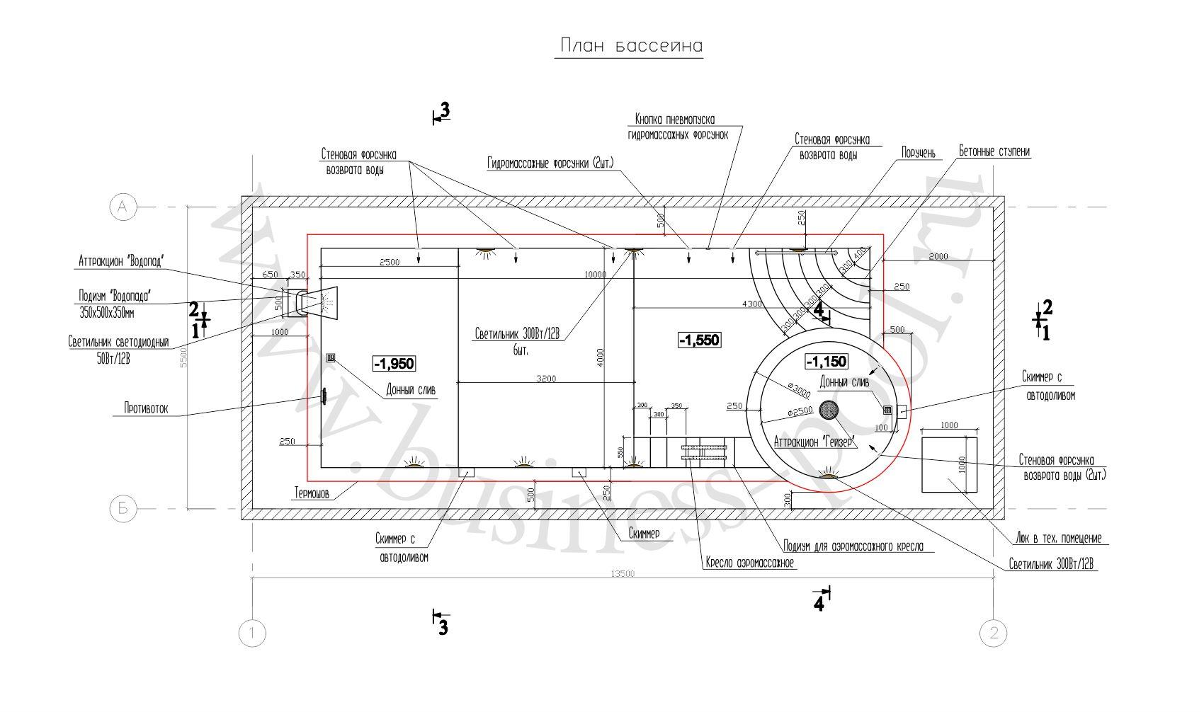 Планировка проекта тз-0035-с