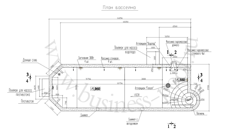 Планировка проекта тз-0037-с