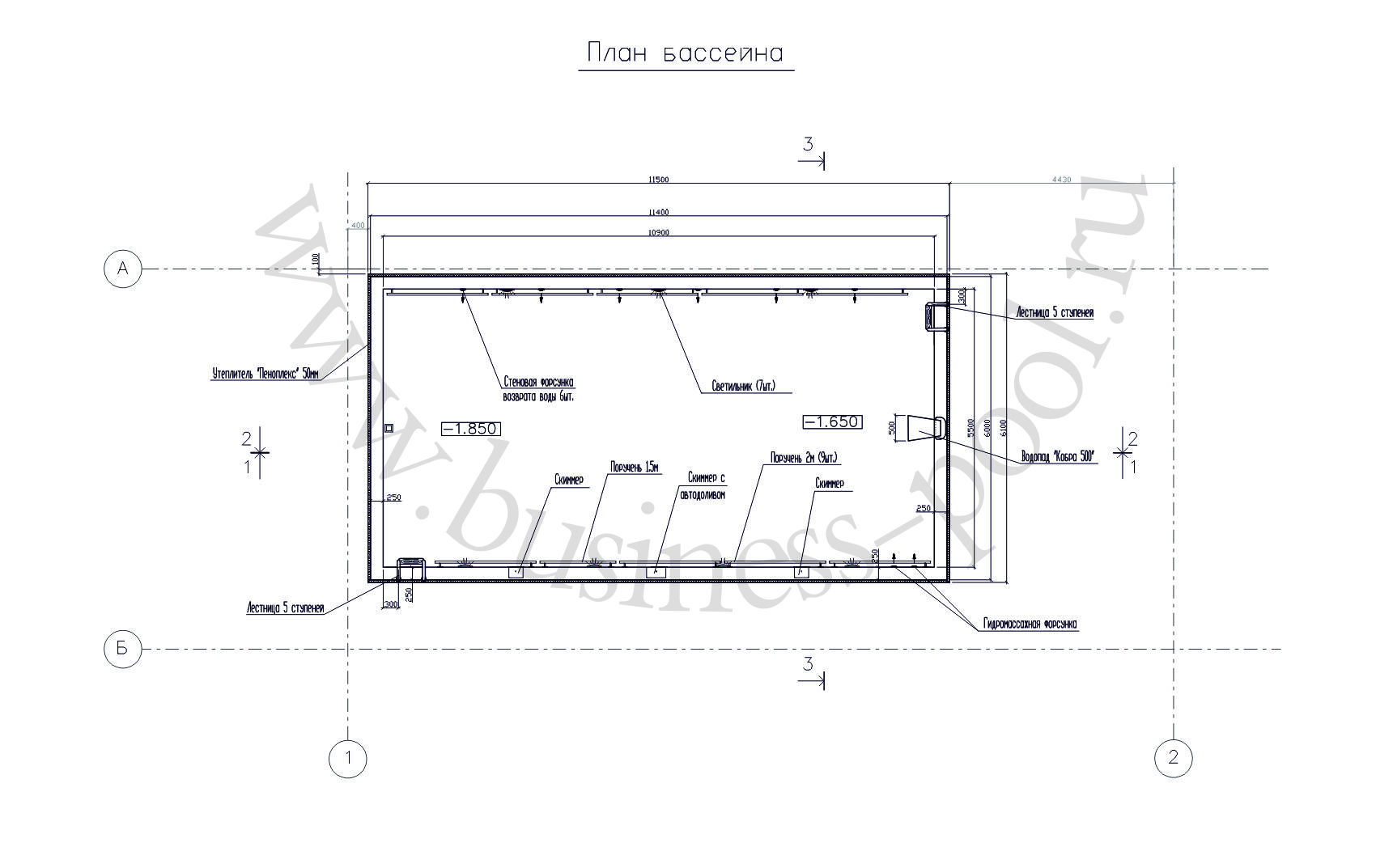 Планировка проекта тз-0038-с