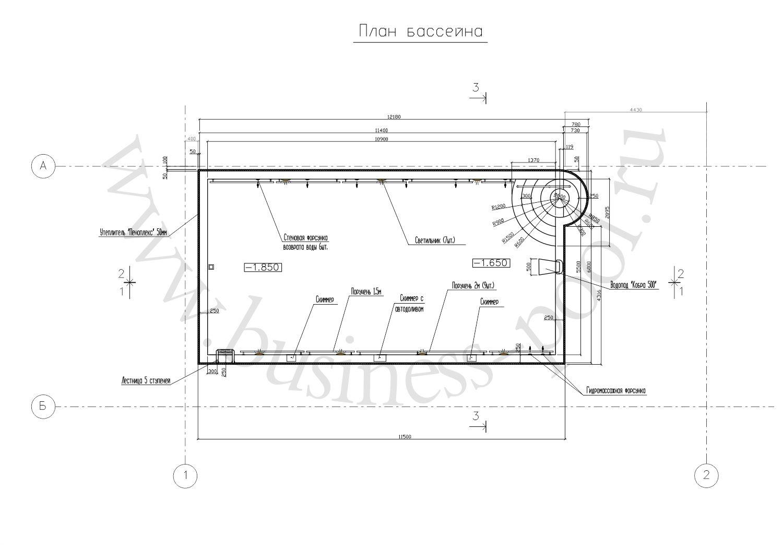 Планировка проекта тз-0039-с
