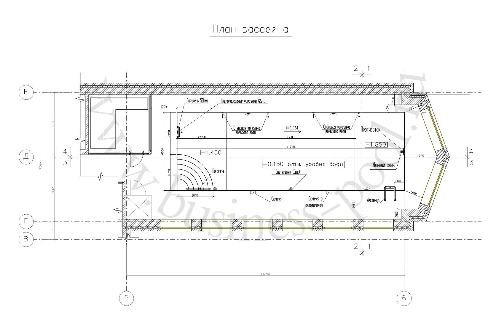 Планировка проекта тз-0040-с