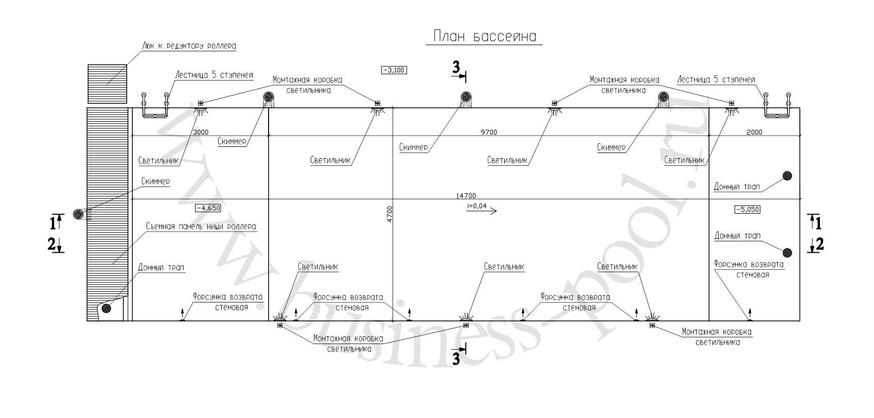 Планировка проекта тз-0042-с