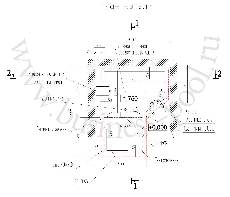 Планировка проекта тз-0043-с