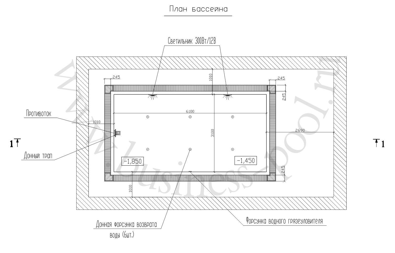 Планировка проекта тз-0003-п