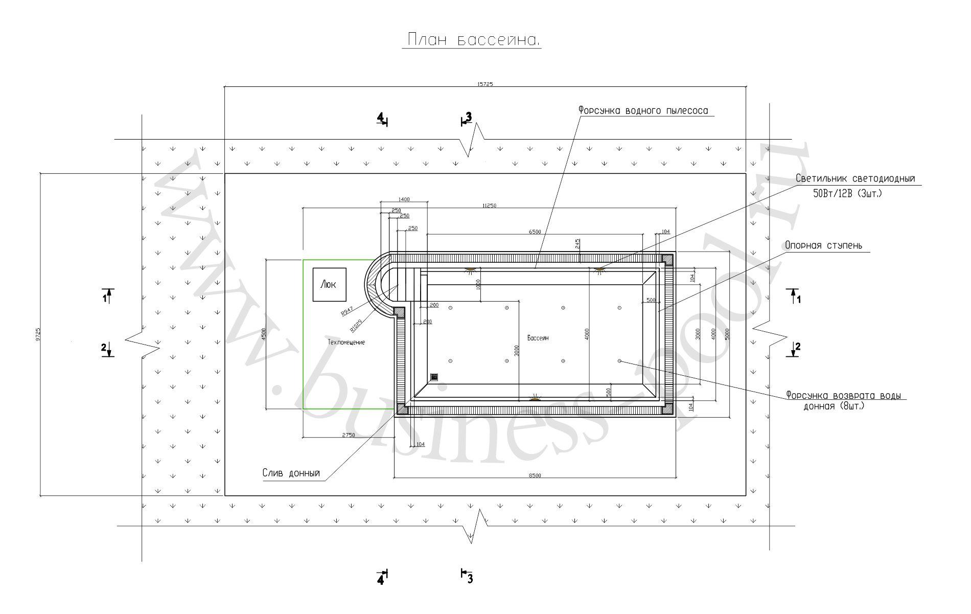 Планировка проекта тз-0006-п