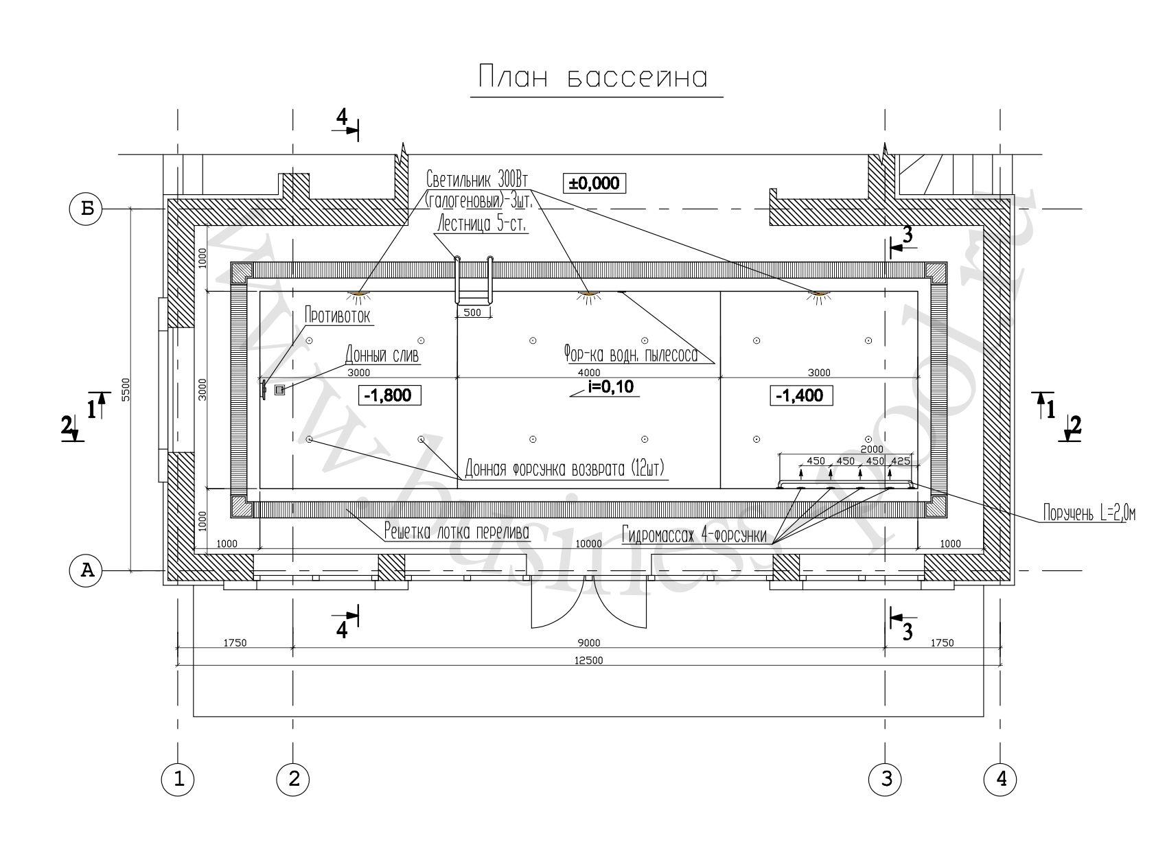 Планировка проекта тз-0011-п