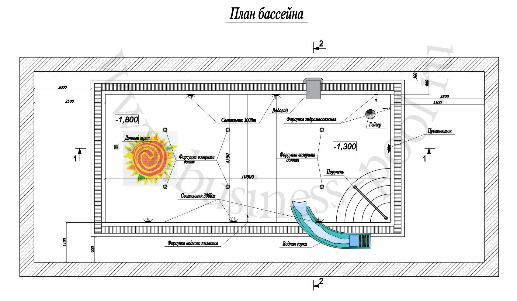 Планировка проекта тз-0012-п