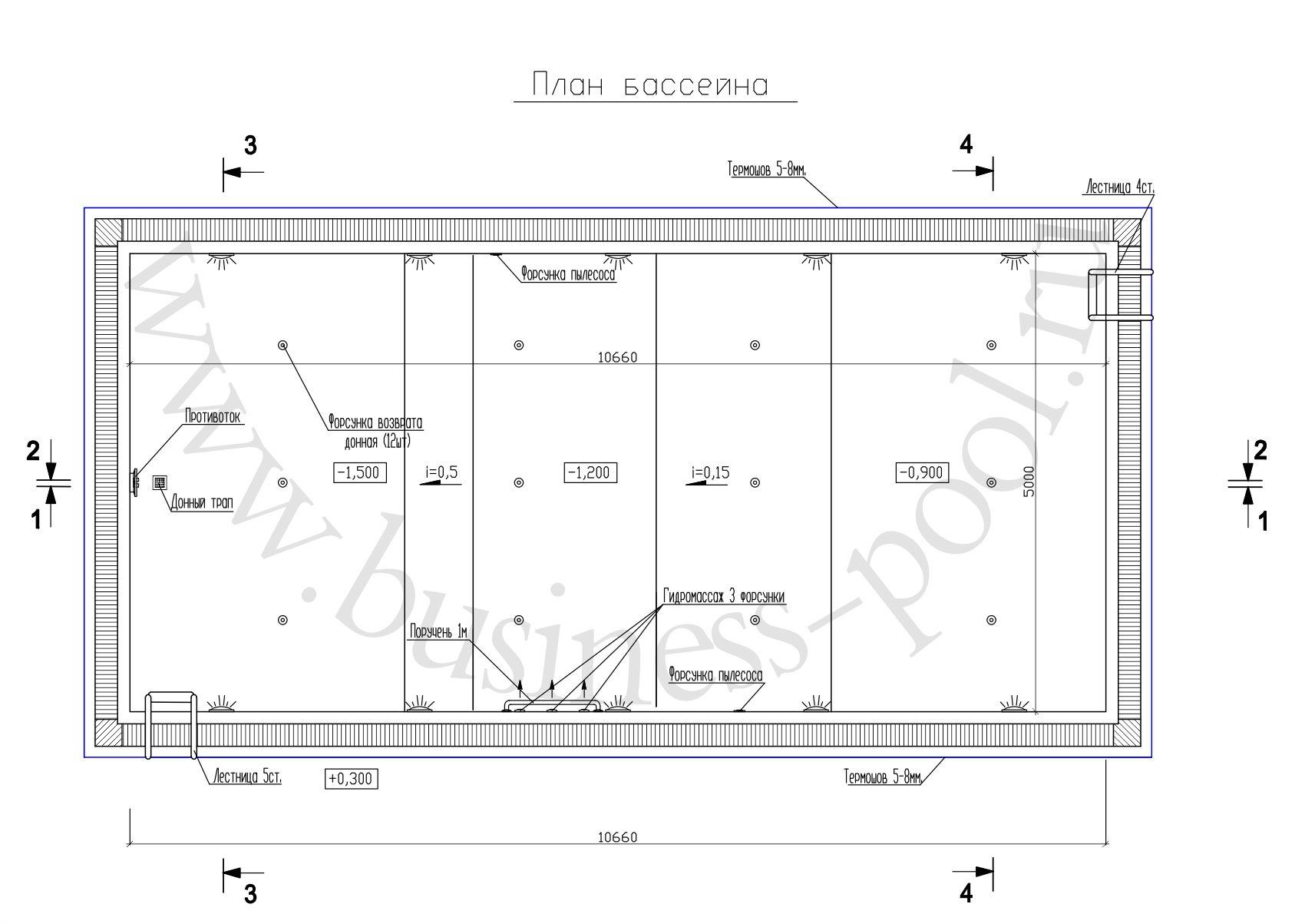 Планировка проекта тз-0013-п
