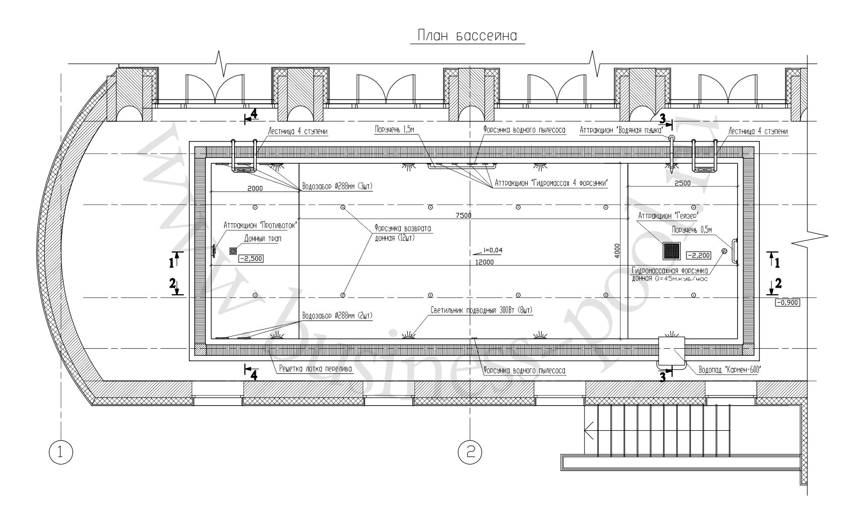 Планировка проекта тз-0014-п