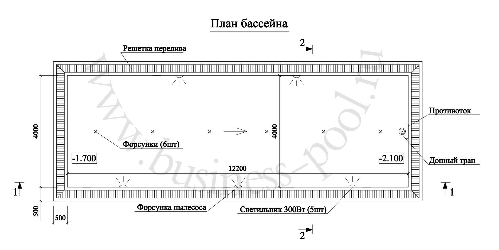 Планировка проекта тз-0019-п