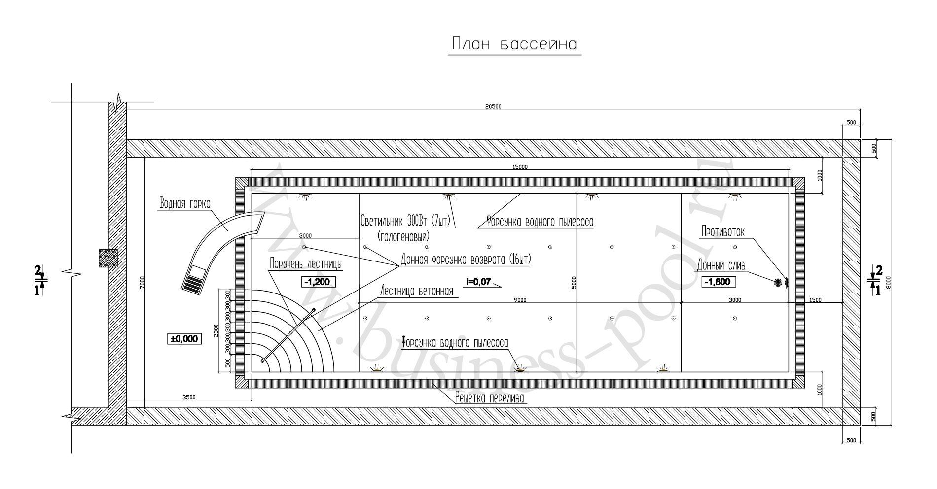 Планировка проекта тз-0021-п