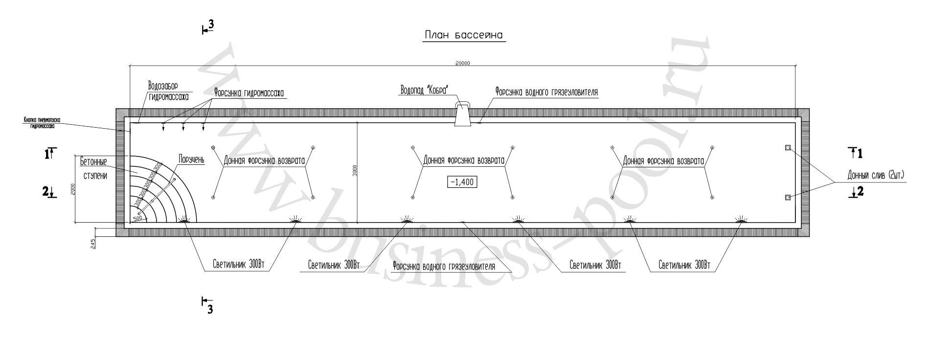 Планировка проекта тз-0022-п