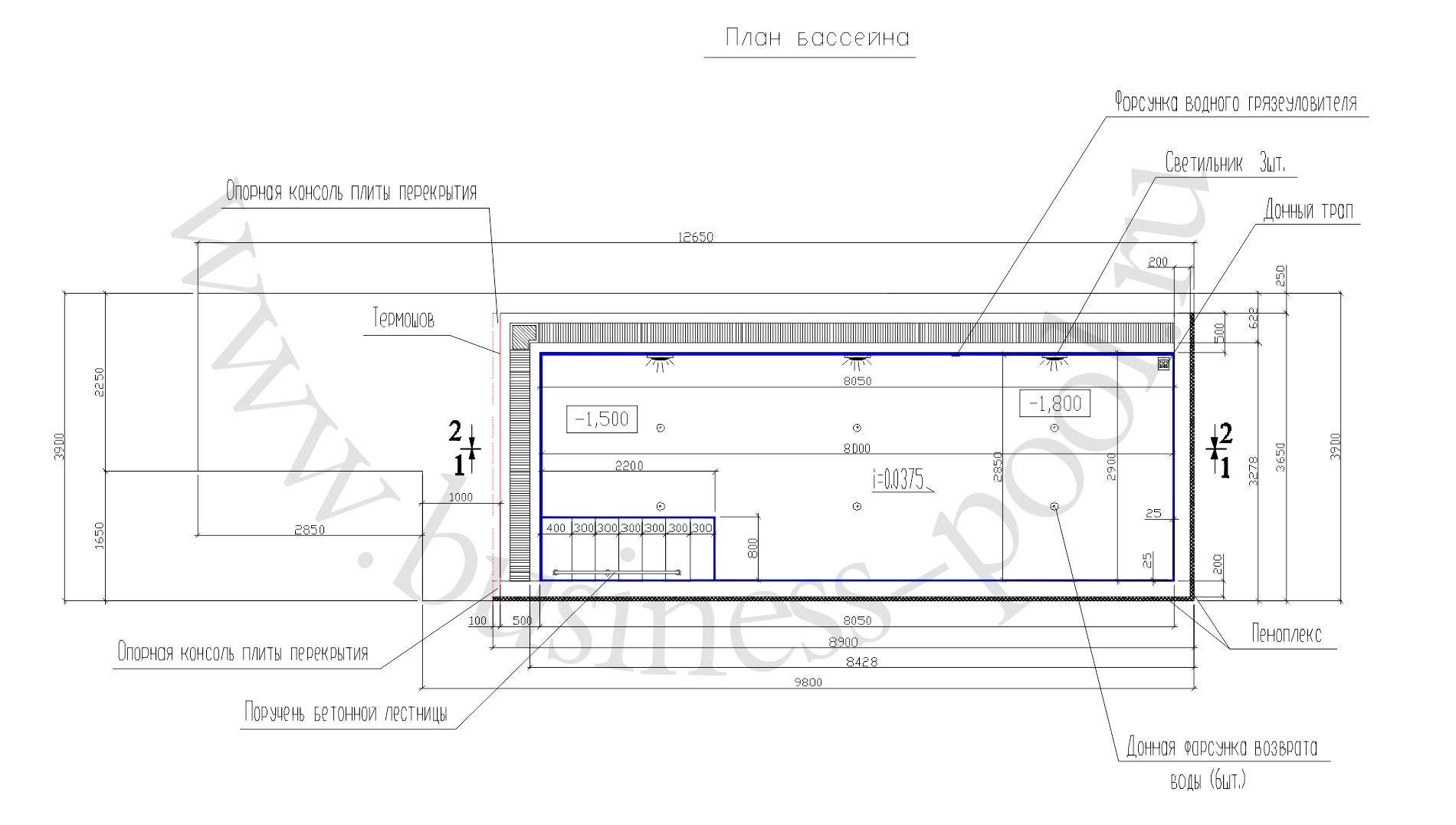 Планировка проекта тз-0025-п