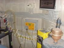Фото: Регулятор уровня и станция коагуляции